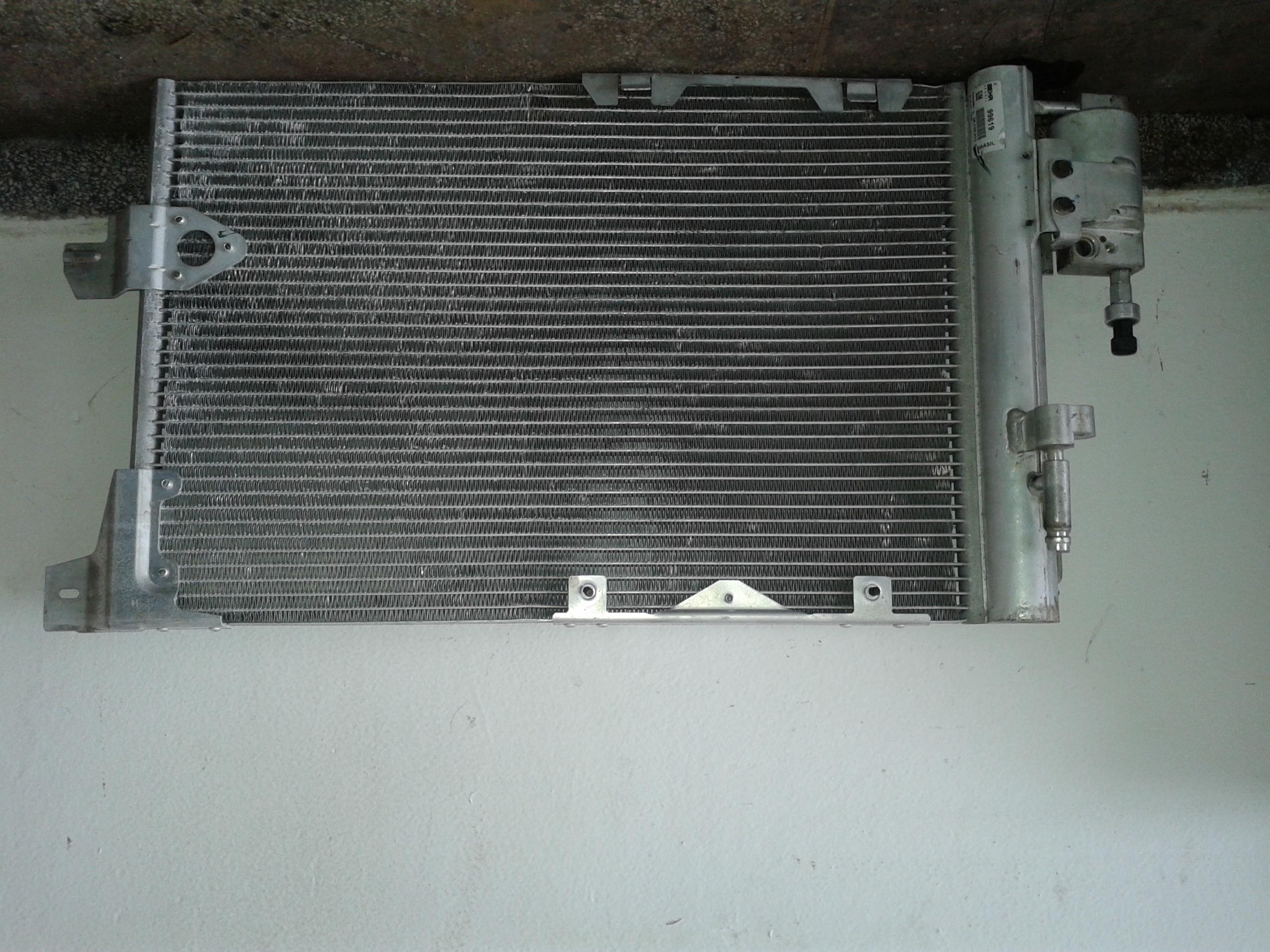 Radiador Condensador GM astra / zafira